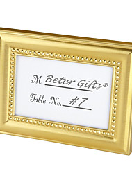 50th Anniversary Photo Frame / Place Card Holder Party Decoration Beter Gifts® Wedding Dcor