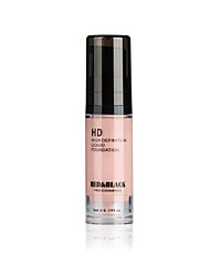 Red&Black HD Liquid Foundation Medium Coverage Smooth Silky Waterproof Long-lasting (Sample 5ml)