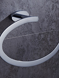 Towel Ring / Polished Brass / Wall Mounted /20*15*20 /Brass /Contemporary /20 15 0.31