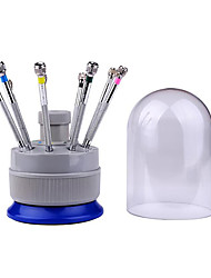 tournevis de précision rubicon® mis bijoux tournevis&regarder 9 outils à main du matériel installé