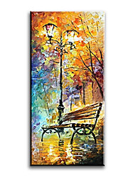100%Handpainted Modern Hang Art Beautiful Scenery Oil Painting For Home Decor Abstractive Hang Picture