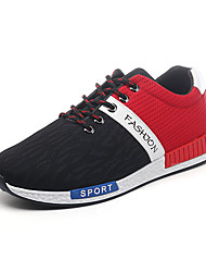 Men's Shoes Running/Travel Shoes Fashion Sneakers Black/Blue/Grey