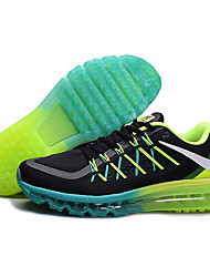 Nike Air Max 2015 Running Shoes Men's Green Black / Nike Air 2015 Athletic Shoes Men's