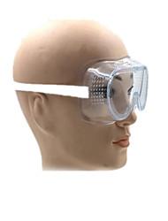 lunettes de protection pvc d'assurance du travail anti-vent lunettes de protection contre le ponçage de la poussière de peinture chimique