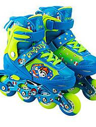 Skate Schuhe Unisex Schuhe Kunstleder Blau / Rosa / Lila