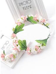 Damen / Blumenmädchen Schaumstoff Kopfschmuck-Hochzeit / Besondere Anlässe Blumen 1 Stück