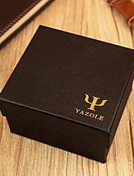 Paper Black Jewelry Box