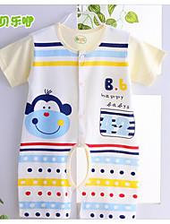 Unisex Cotton Overall & Jumpsuit,Summer Short Sleeve