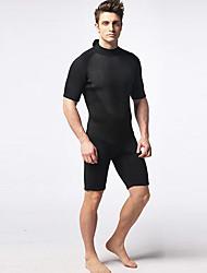 Unissexo 2mm Roupas de mergulho Baixinho Wetsuits Compressão Neoprene Tactel Fato de Mergulho Roupas de Mergulho-Mergulho Surfe