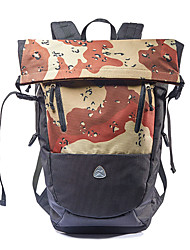 40L L Tourenrucksäcke/Rucksack Camping & Wandern Draußen Wasserdicht / Schnell abtrocknend / tragbar Tarnfarben Polyester / Tactel Rax