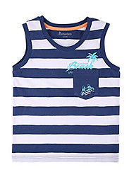 Boy's Cotton Tank & Cami,Summer Print
