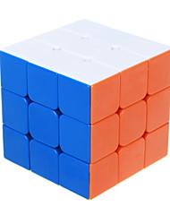 Shengshou® Гладкая Speed Cube 3*3*3 Скорость Кубики-головоломки Белый ABS