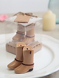 Ceramica Bomboniere Pratiche-2 Utensili da cucina Favola / Bohemian Tema Cioccolato 4*4.5*2CM Targhetta