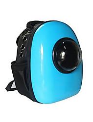 Gato Cachorro Tranportadoras e Malas Animais de Estimação Transportadores Prova-de-Água Portátil Respirável Amarelo Verde Azul Rosa claro