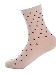 BONAS® Mujer Acrílico / Algodón Calcetines 5 / caja-@1508