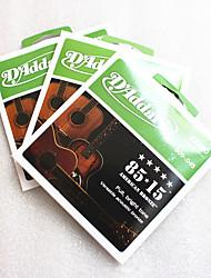 D Who Acoustic Guitar Guitar Strings. EZ890. Superior Superfine Soft Strings