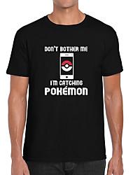 Cartoon Game Men And Women Wear T Shirt-Bother