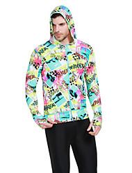 SBART Homme Combinaisons Tenue de plongée Compression Costumes humides 1.5 à 1.9 mm Jaune S / M / L / XL / XXL Plongée