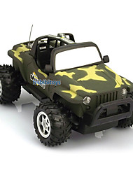 Buggy (Off-road) Other Hummer 1:16 Brushless Electric RC Car Green Unassembled Kit