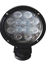 1pcs alta intensidade IP68 60w luz de trabalho levou luz de trabalho 4x4