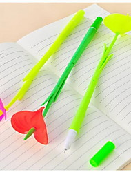 The Simulation Plant Flowers Neutral Ball-Point Pen