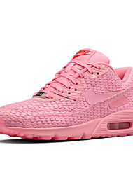 Nike Air Max 90 Women's Shoe Sneakers Athletic Running Shoes Pink Black Grey