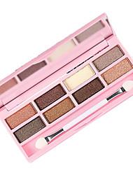 8 цветов теней для век обнаженные Comestic долговечные красоты макияж # s101