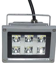 6W Focos LED 540-600 lm Blanco Fresco COB AC 85-265 V 1 piezas