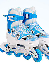Kaka skates children suit all adult men and women roller skates skating shoes inline skating flash can be adjusted