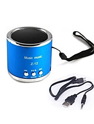Card Speakers Portable Subwoofer Mini Stereo U Disk Mp3 App Memory Card On The Radio