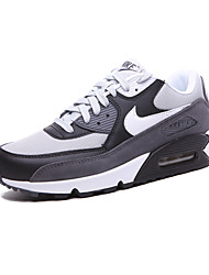 Nike Air Max 90 Men's Shoe Sneakers Athletic Running Shoes Grey White Red Black