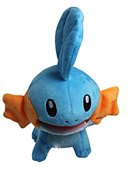 Pocket Little Monster Model Mudkip Soft Plush Stuffed Doll Toy