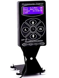 люкс высокого класса ЖК-панелей модернизирована чип татуировки питания часы штепсельной вилки