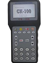 ck-100 programme clé auto v46.02 automobile instrument de programmation des touches