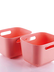 Drain and wash fruits and vegetables basin kitchen pots/Tools/Plastic (2 item)