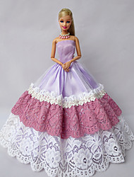 Barbie Doll Holiday Party Princess Dress The Pea Princess