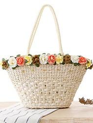 STYLE-CICI® Femme Paillette Cabas Beige-36433109491