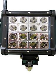 1 Stück hochwertige Technik-LKW LED-Lichtleiste 6 '' 80w vier Reihen superhellen Bulldozer LED Lichtleiste
