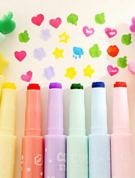 творческий цветная многофункциональная конфеты в цветной маркер