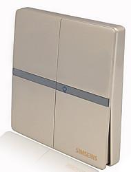 Interruptor 110v-220v utilizado en el apartamento u hotel