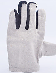 Canvas Color Of The Hand Wear Double Thick Welded Mechanical Handling Gloves