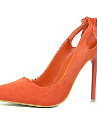 Women's Shoes Round Toe Wedges Pumps with Buckle Shoes More Colors available