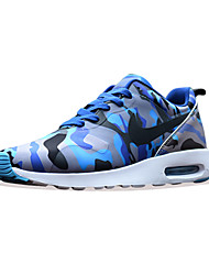 Nike Air Max Tavas Men's Zx Flux Shoes Running Athletic Training Sneakers Shoes Blue Green