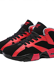Baskets(Blanc / Rouge / Noir) -Basket-ball-Homme