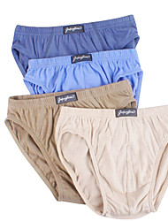 Jinfengtian Kids' Cotton Briefs 4/box-3152