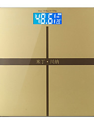 Precise weighing scales of human health said foam box