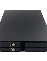 aleación de aluminio unestech st2524ab SATA I / II / III 2.5internal disco duro de 2 TB de apoyo caso