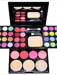 39 Colors EyeShadow Nude Comestic Long Lasting Beauty Makeup