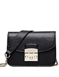 Stiya Fashion Mini Design Genuine Leather Handiness Lady Business Shoulder Bag