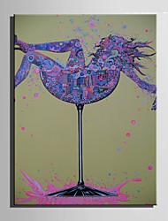 toile set Abstrait Style européen,Un Panneau Toile Verticale Imprimer Art Décoration murale For Décoration d'intérieur